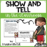 Editable Show and Tell