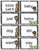 Editable Sight Word Assessment