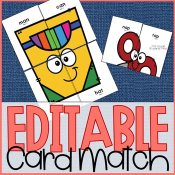 Sight Word Games Editable SCHOOL SUPPLIES
