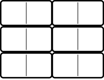 Editable Sight Word Dominos - Sight Word Center Game