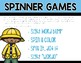 Editable Sight Word Games // April Edition