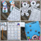 Editable Sight Word Games, Printables & Activities January (Snowman, Winter)