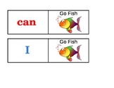 "Editable Sight Word ""Go Fish"""