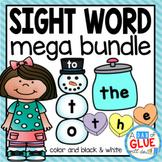 Editable Sight Word Activity {Growing} Bundle