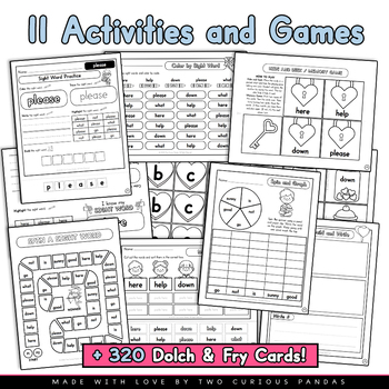Editable Sight Word Packet - Valentine's Day Edition