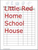 Editable Single Subject Grade Keeper Grading Tally Page Pr