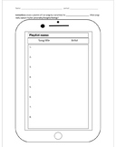 Editable Social Media Characterization Project