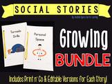 Editable Social Stories
