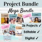 Editable Spanish Project Bundle | Mega Bundle