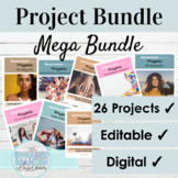 Editable Spanish Project Bundle | Mega Bundle