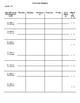 Editable Special Education Inclusion Minutes Tracker