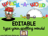 Whack a Word