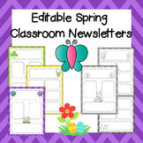 Spring Newletters