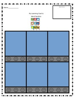 Editable Standards Based Literacy Target Sheets and Basket Labels