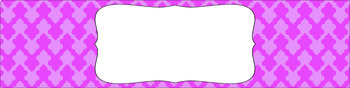 Editable Sterilite Drawer Labels - Basics: Clubs