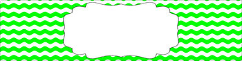 Editable Sterilite Drawer Labels - Essentials & White: Waves