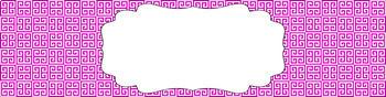 Editable Sterilite Drawer Labels - Essentials & White: Greek Key