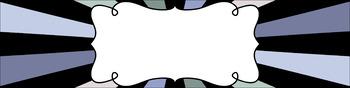 Editable Sterilite Drawer Labels - Multi-Color: Juniper