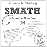 Introduction to SMATH - The First 3 Weeks