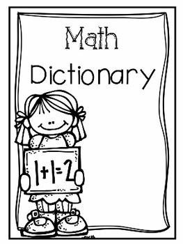 Student Dictionaries {Editable}
