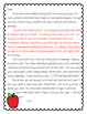 End of Year Free Student Letter from Teacher EDITABLE
