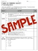 Editable Student-Led Conference Checklist