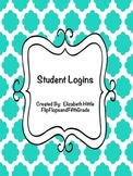 Student Login Forms