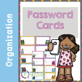 Password Cards