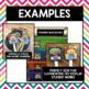Mini Editable Student Nametag Labels {Back to School Organization}