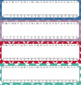 Editable Student Name Tags: With and Without Primary Lines! (100+ pages!)