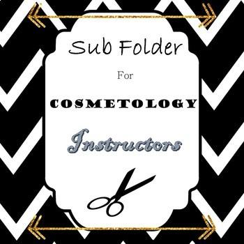 Editable Sub Binder for Cosmetology