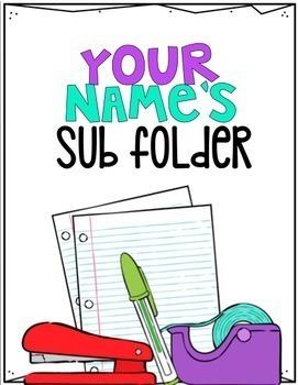 Editable Sub Folder