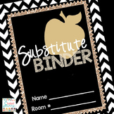 Substitute Binder Editable