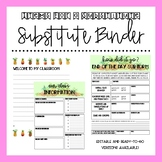 Editable Substitute Binder (Including Sub Survival Tags)