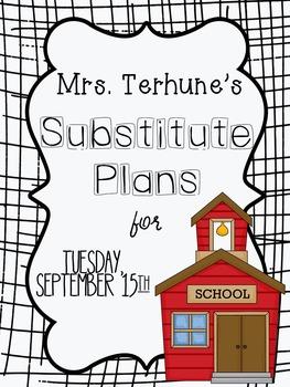 Editable Substitute Plans