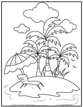 End Of Year Editable Summer Coloring Pages For Any Subject By Lindsay Perro