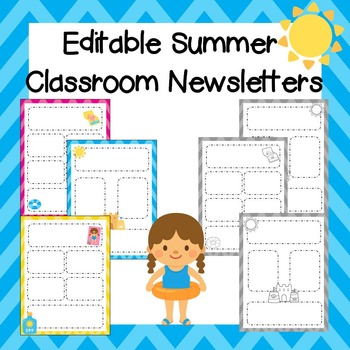 Summer Newsletters
