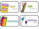 Editable Supply Tub Labels