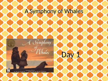 Editable Symphony of the Whale powerpoint and interactive notebook