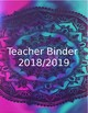Editable Teacher Binder Cover pages