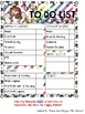 Editable Teacher Checklist to use for Happy Planner