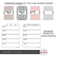 Editable Teacher Lesson Planner (Gray and Pink Theme)
