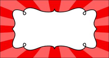 Editable Teacher Toolbox Labels - Basics: Sunburst