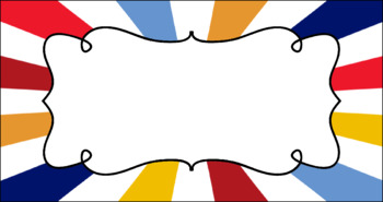 Editable Teacher Toolbox Labels - Hero