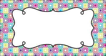 Editable Teacher Toolbox Labels - May