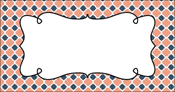 Editable Teacher Toolbox Labels - Southern Belle