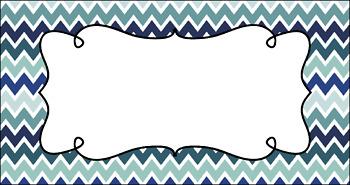 Editable Teacher Toolbox Labels - Succulent