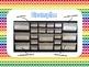Editable Teacher Toolbox {Rainbow Dots & Chevron}