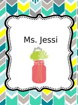 Editable Teacher/Teacher Assistant/Sub Binder