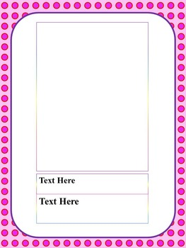 Valentine's Day -  FREE Editable Template